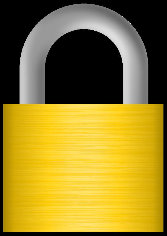 Free Clipart: Lock.