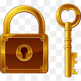 6096 Key free clipart.
