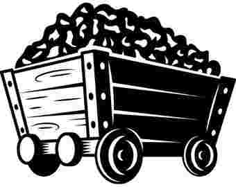 Best Cliparts: Train Cart Clipart.