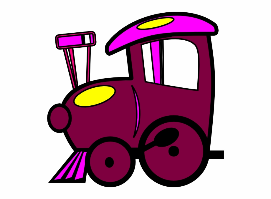 Loco Train Clip Art.