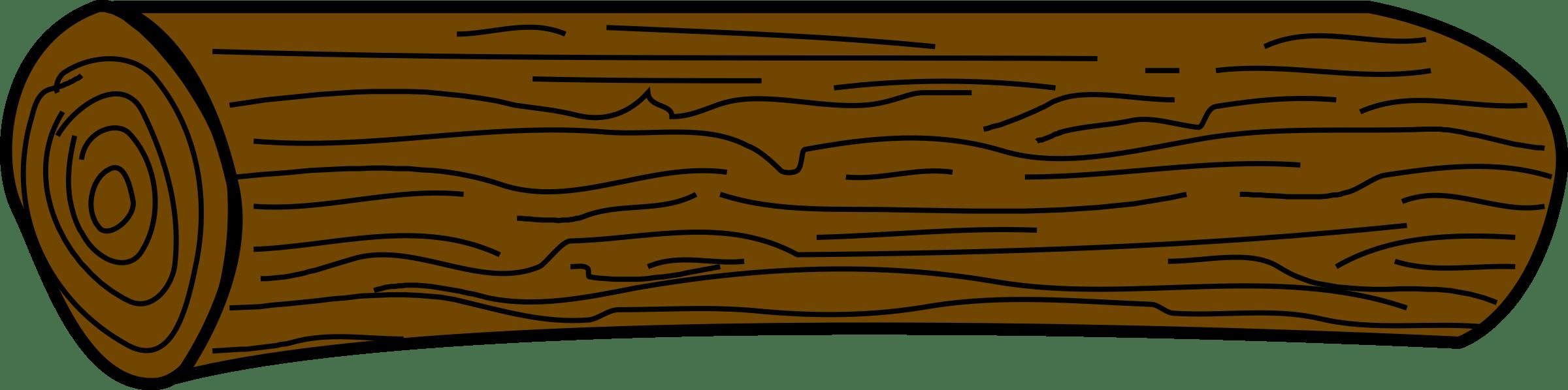 Brown log clipart 3 » Clipart Portal.