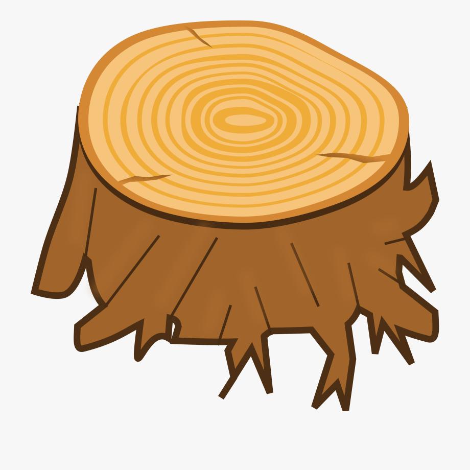 Wood Log Clipart.