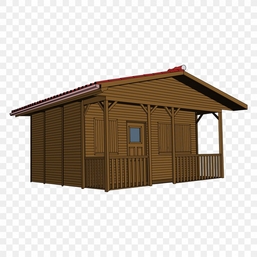 House Wood Log Cabin Clip Art, PNG, 2400x2400px, House.