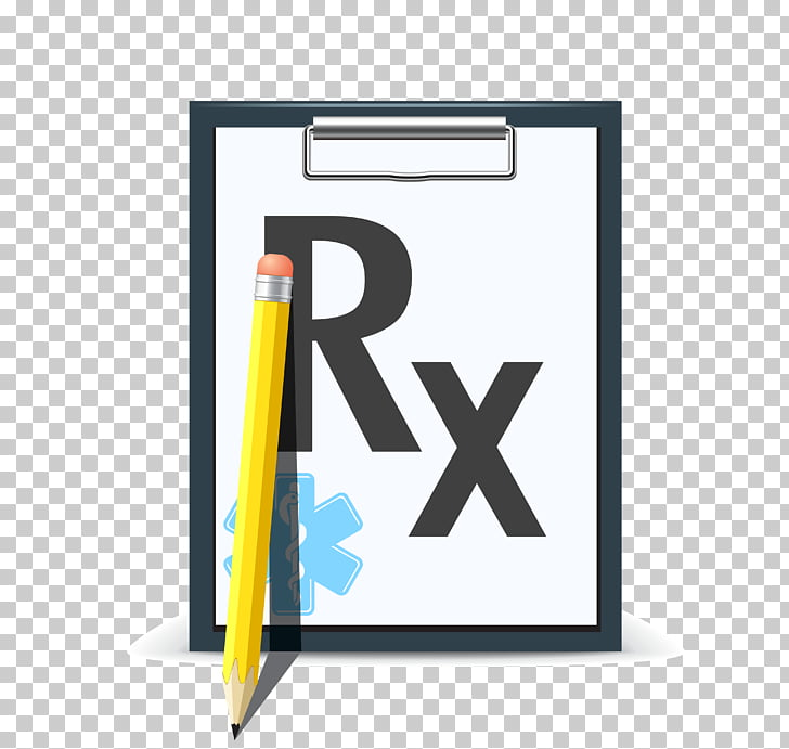 Medicine Logo Icon, logbook pencil material PNG clipart.