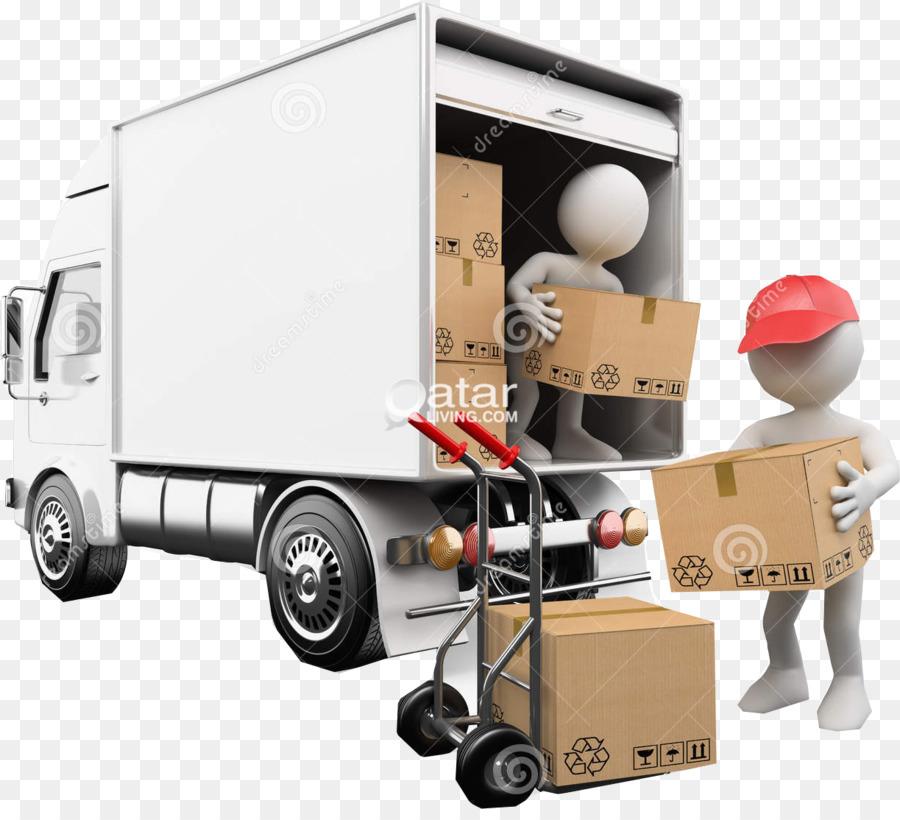 Logistics Vehicle png download.