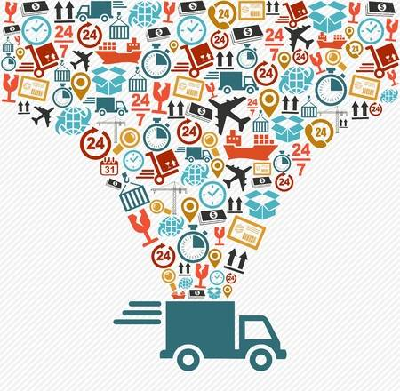 92,238 Logistics Stock Illustrations, Cliparts And Royalty Free.