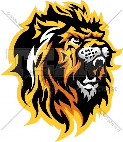 Lion logo design clipart » Clipart Station.