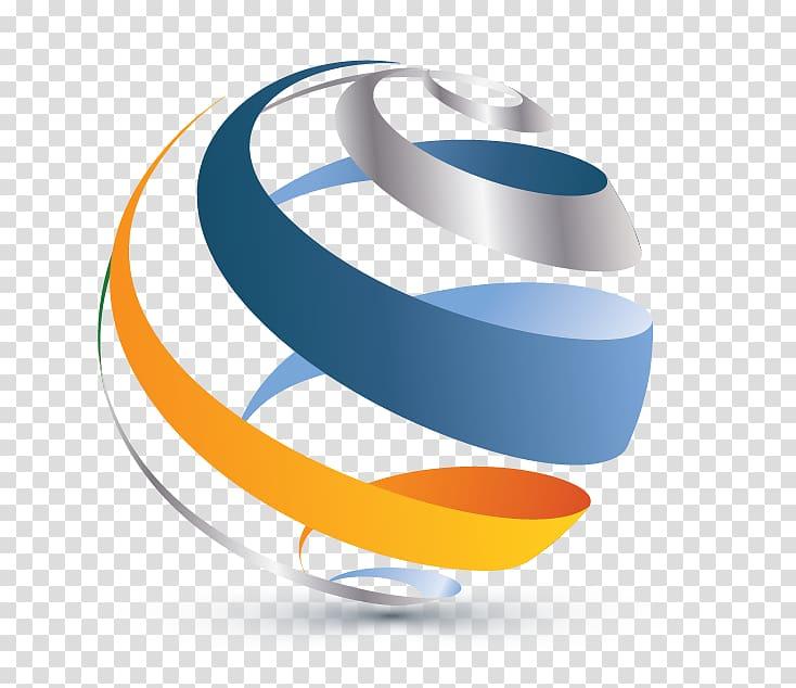 Logo Online and offline Graphic Designer Architecture, logo.
