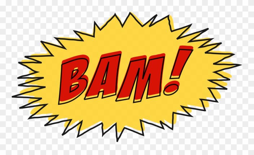 Comic Book Sound Effect Comics Logo.