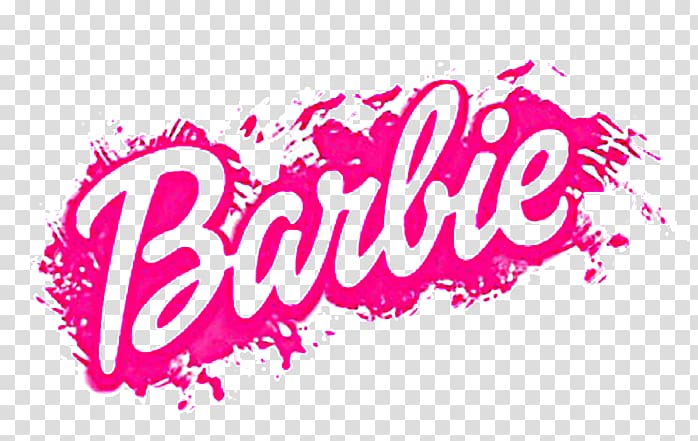 Barbie logo, Barbie , Barbie Logo File transparent.