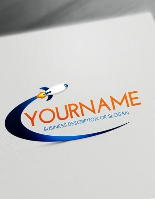 Create a Logo with our Free logo generator Tool.