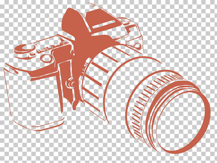 Logo Photography Photographer, Photographer HD, brown camera.