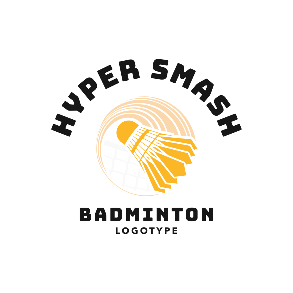 Create Custom Logos with a Badminton Logo Maker.