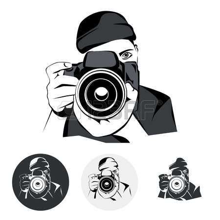 Photography clipart logo 4 » Clipart Station.