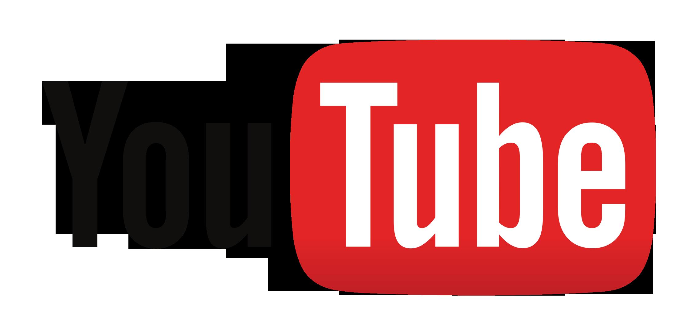 Logo YouTube Emblem Symbol Image.