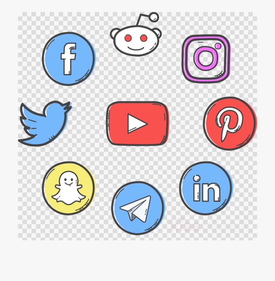 Download Social Media Logo Png Clipart Social Media.