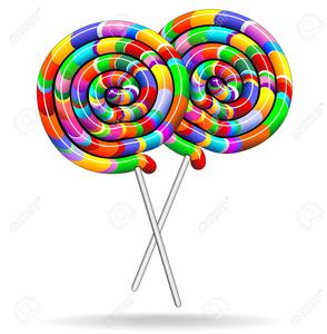 Lollipop Guild Clipart.