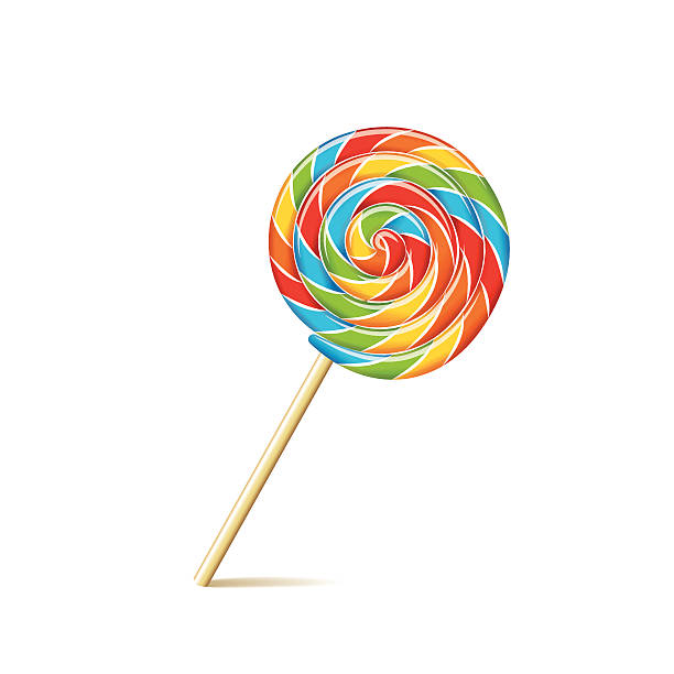 Best Lollipop Illustrations, Royalty.