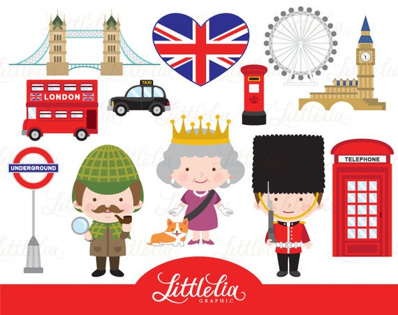 London clipart download.