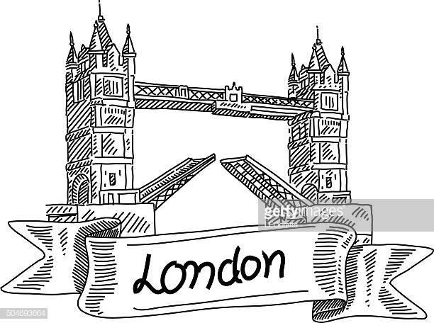 60 Top Tower Bridge Stock Illustrations, Clip art, Cartoons, & Icons.