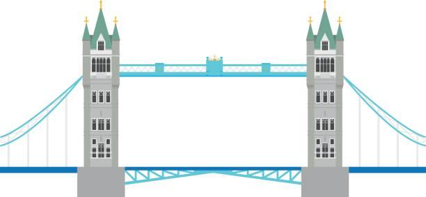 Best London Bridge Illustrations, Royalty.