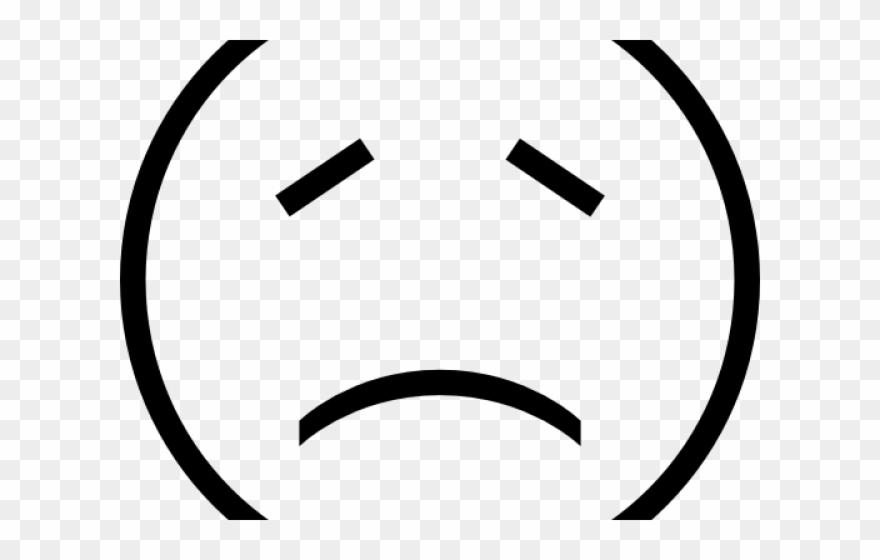 Sad Emoji Clipart Loneliness.