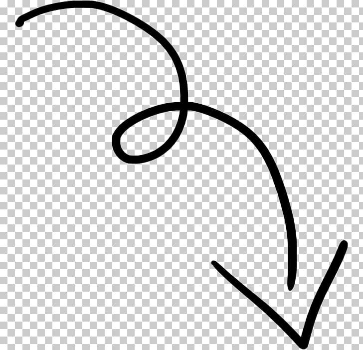 Drawing Arrow , loop arrow PNG clipart.