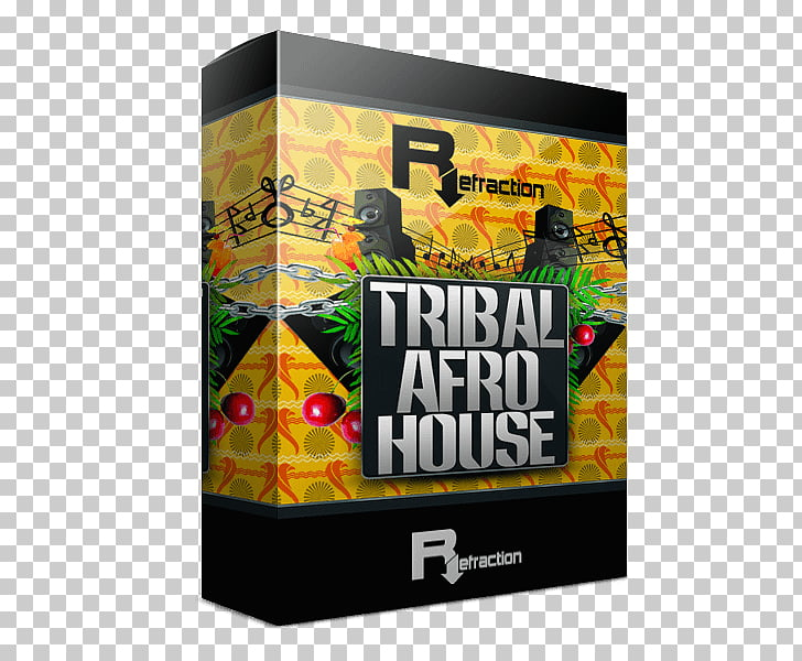 Afro House Tribal house House music Loop, 15 min PNG clipart.