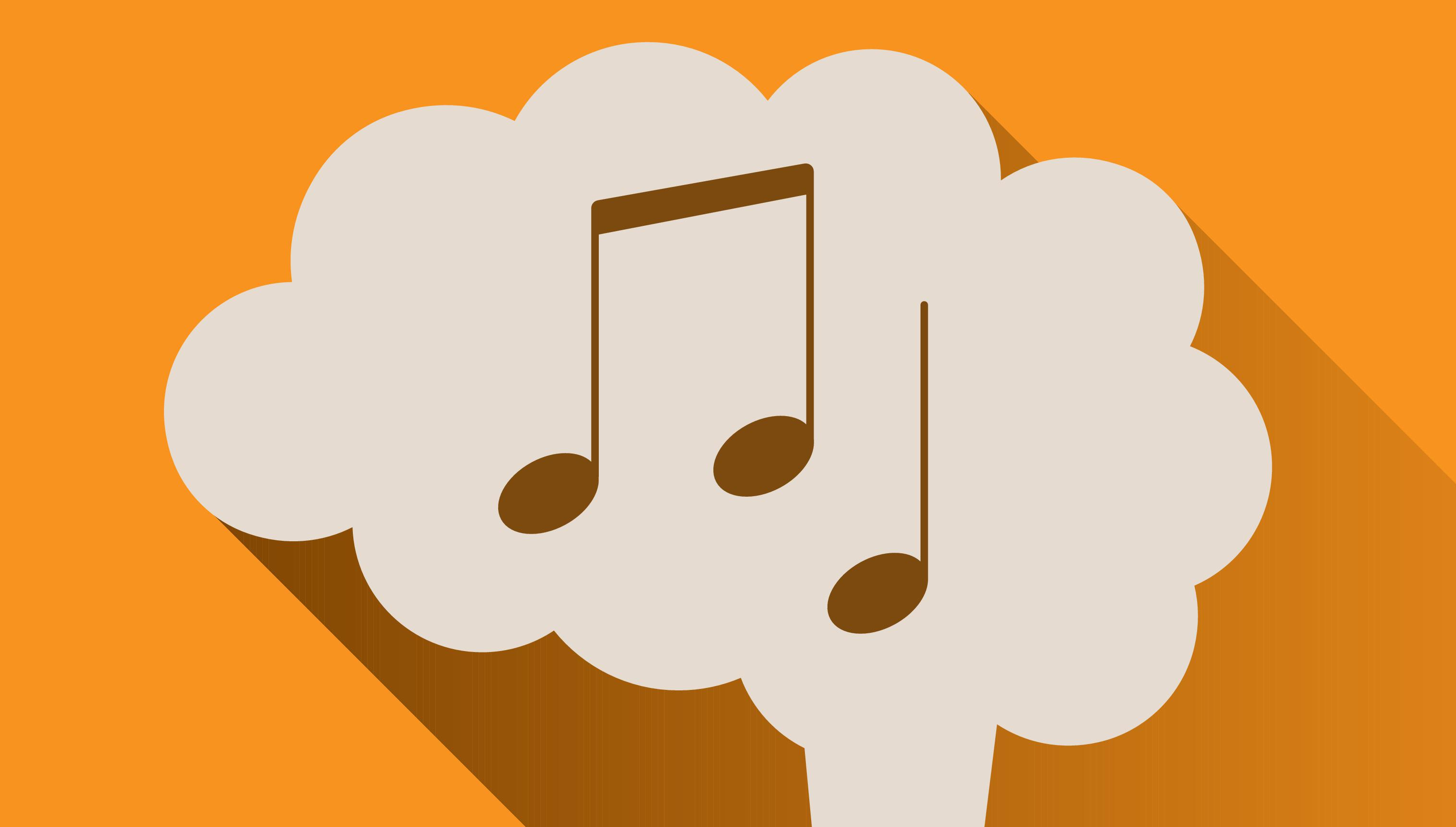 A brain workout with music.