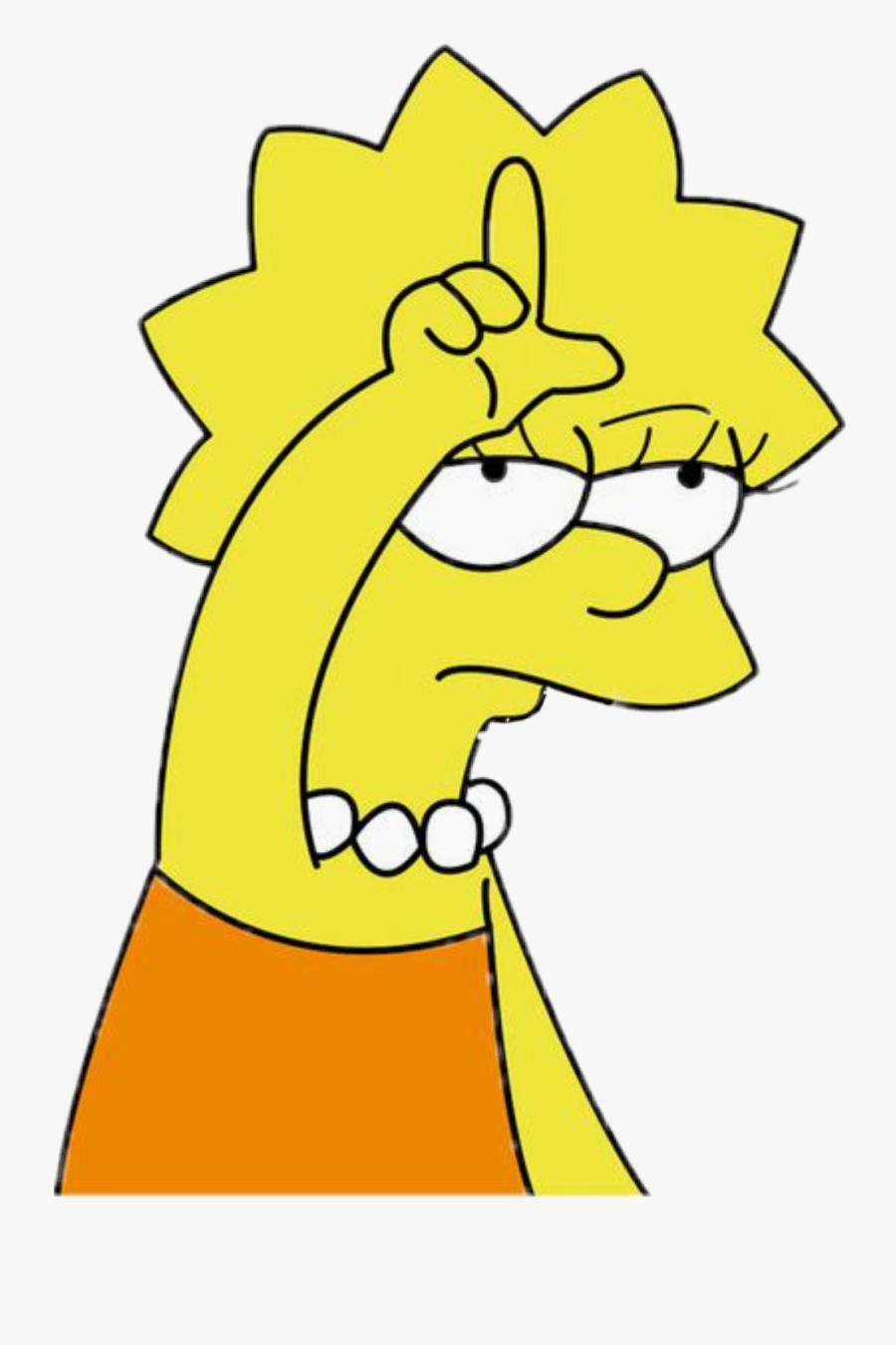los Simpson #lisa #lisa Simpson #loser #lisasimpsons , Free.