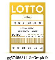 Lottery Clip Art.