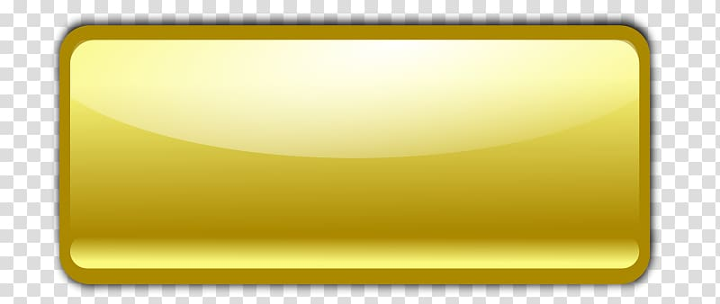 Gold Button , lottery ticket template transparent background.