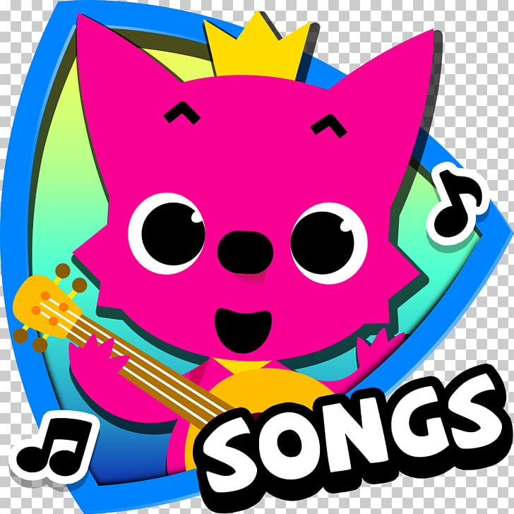 Pinkfong Children\'s song Baby Shark Car Songs, others PNG.