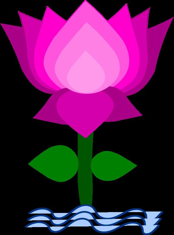 Free Clipart: Lotus.
