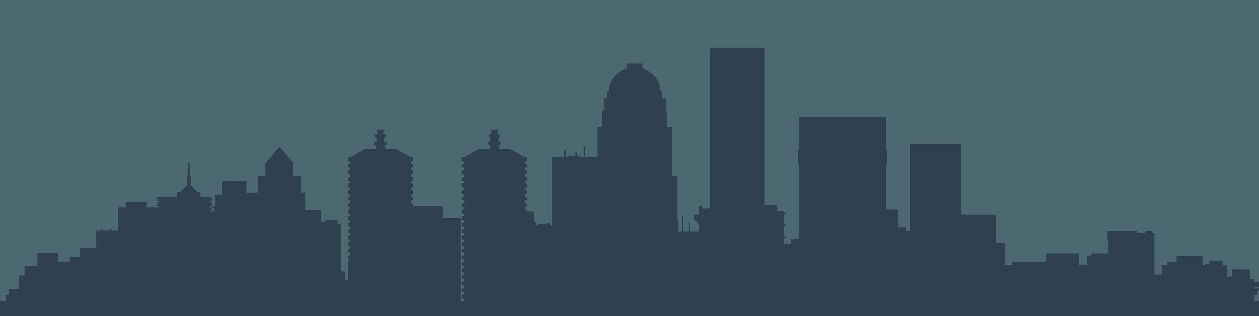 Louisville Bluebird Homecare Skyline.
