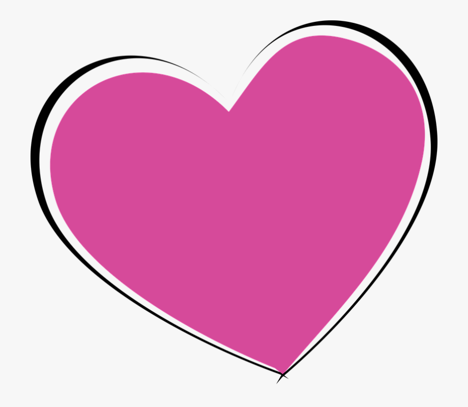Love Heart Shape 25, Buy Clip Art.