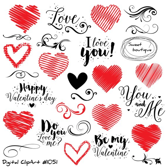 Love clip art, Love quote, Valentines day clipart, Quotes.