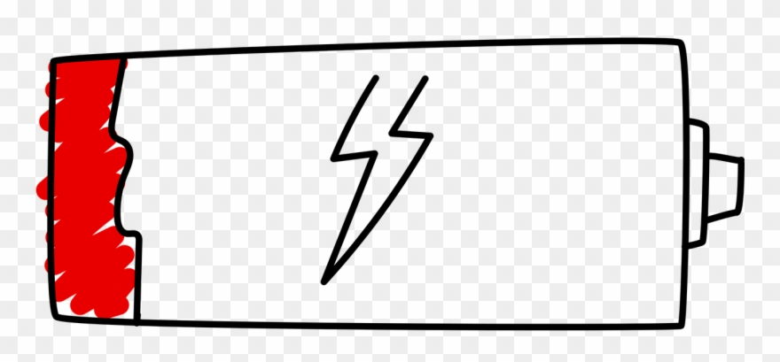 Battery Low Energy Clipart (#2908758).