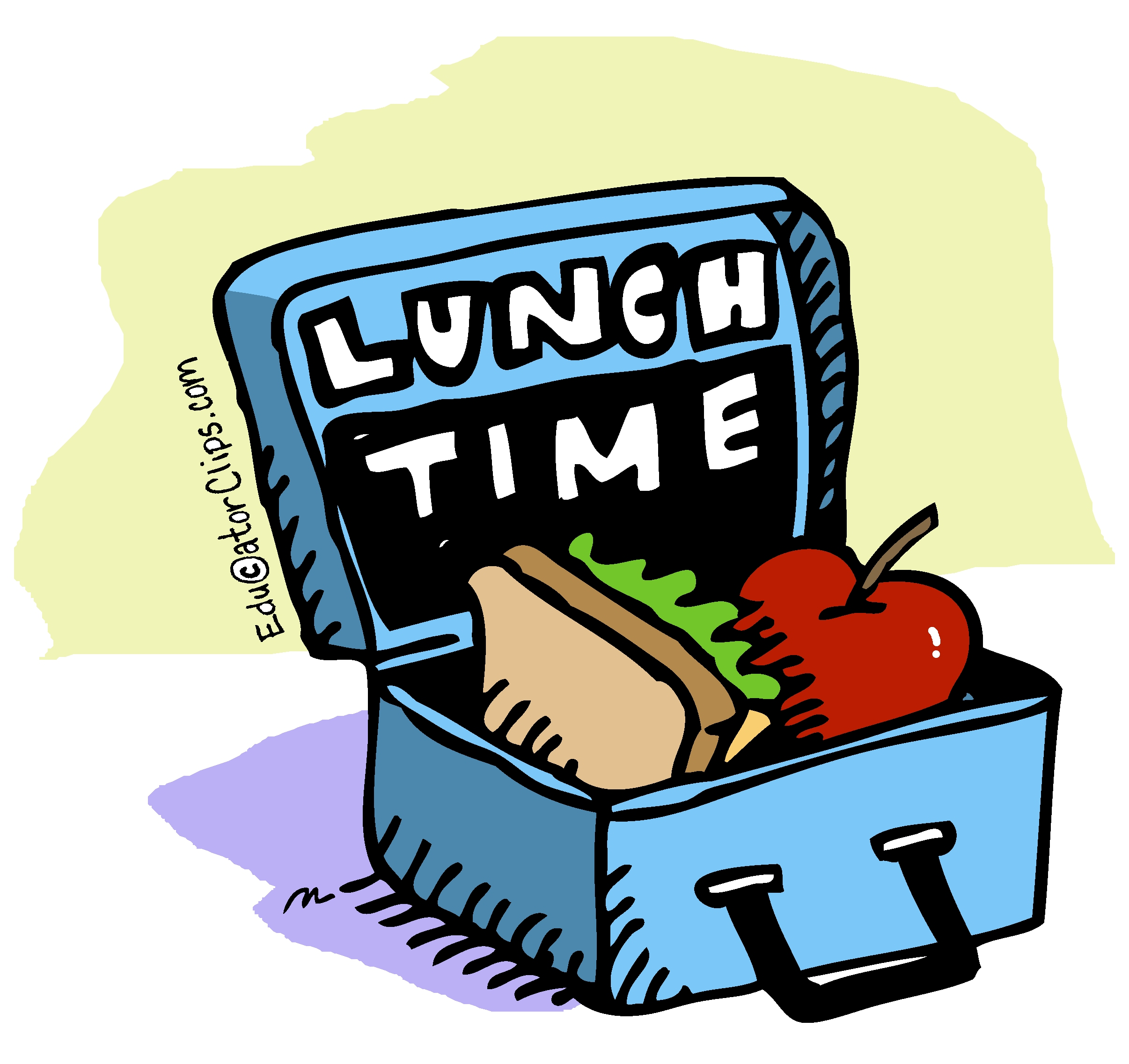 Lunch clipart lunchtime, Lunch lunchtime Transparent FREE.