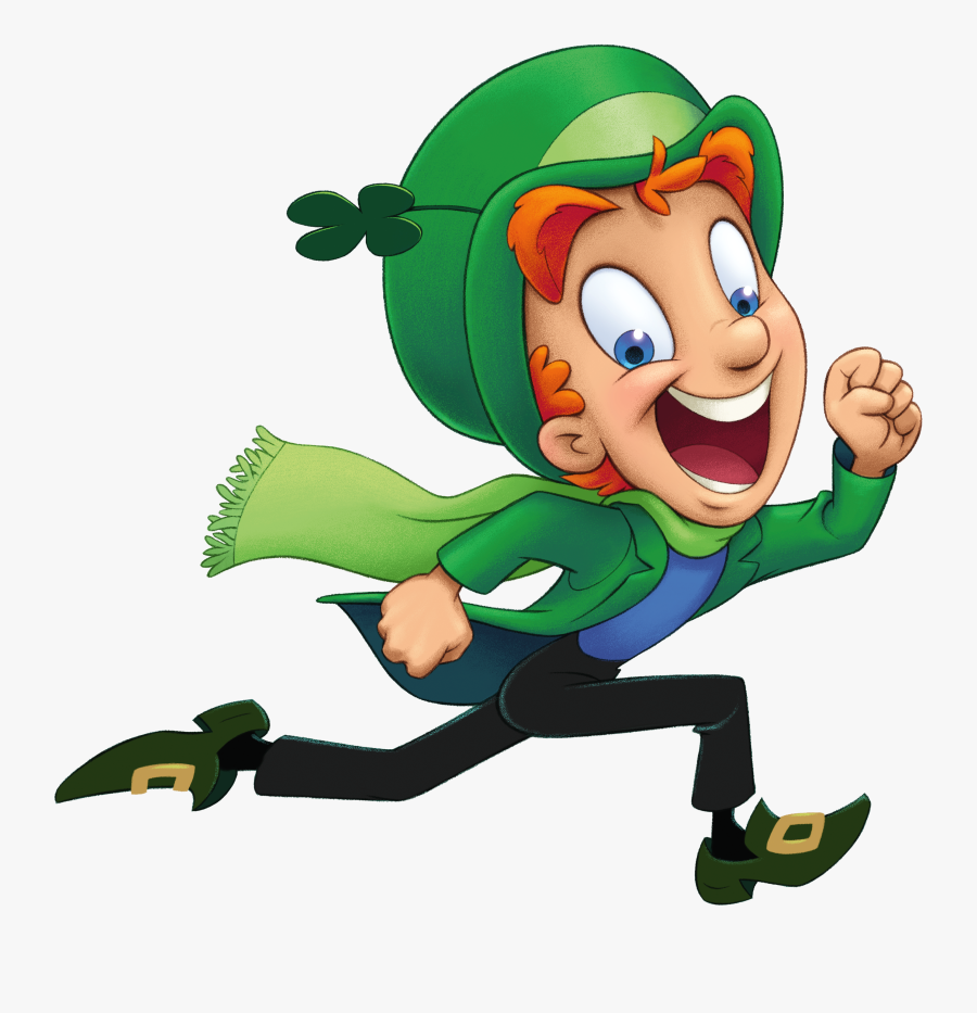 Transparent Leprechaun Png.