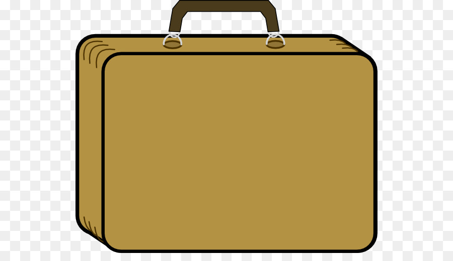 Travel Luggage png download.