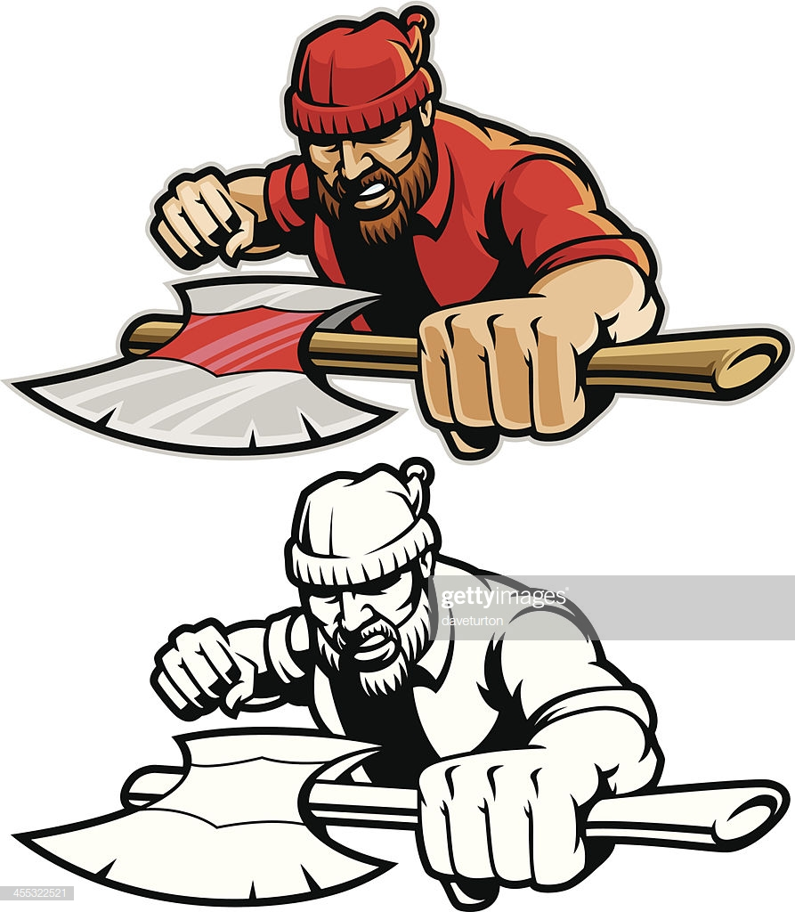 60 Top Lumberjack Stock Illustrations, Clip art, Cartoons, & Icons.