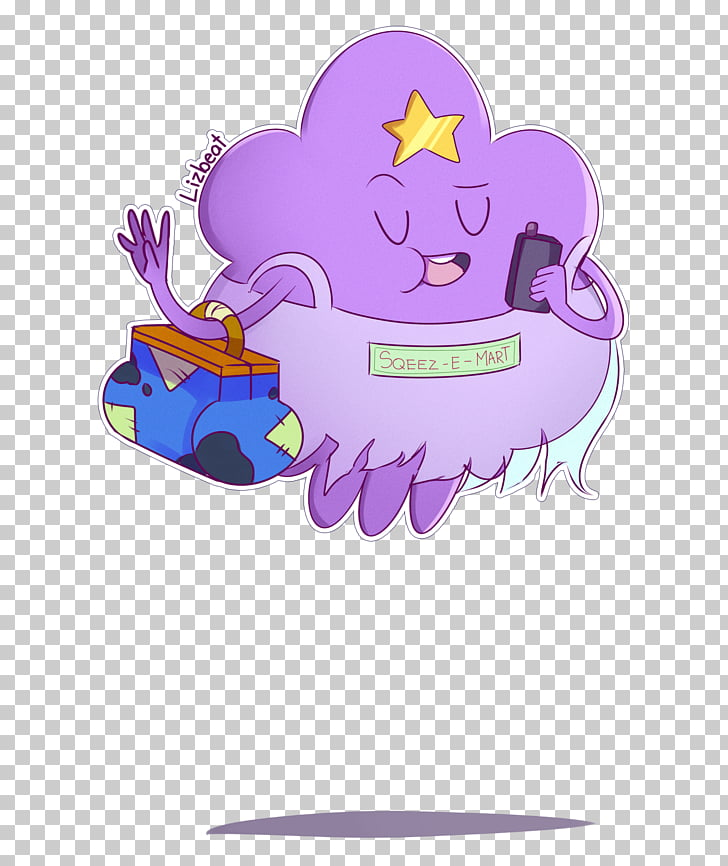 Lumpy Space Princess Artist , lumps PNG clipart.