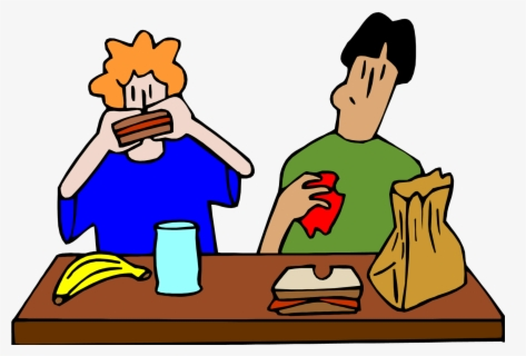 Free Cafeteria Clip Art with No Background.