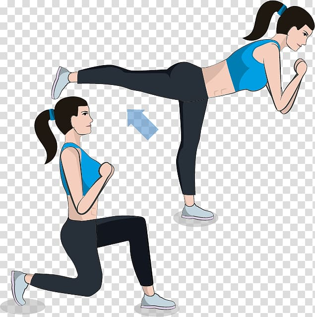 Thigh Lunge Knee Human leg, others transparent background PNG.