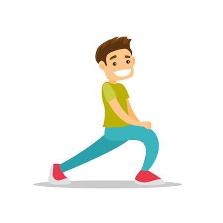 516 Lunge Stock Illustrations, Cliparts And Royalty Free Lunge Vectors.