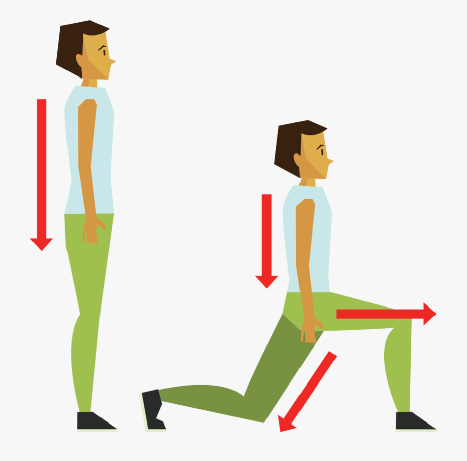 Read The Steps Below To Learn How To Do Walking Lunges.