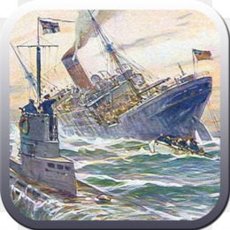 Sinking Of The Rms Lusitania PNG and Sinking Of The Rms.