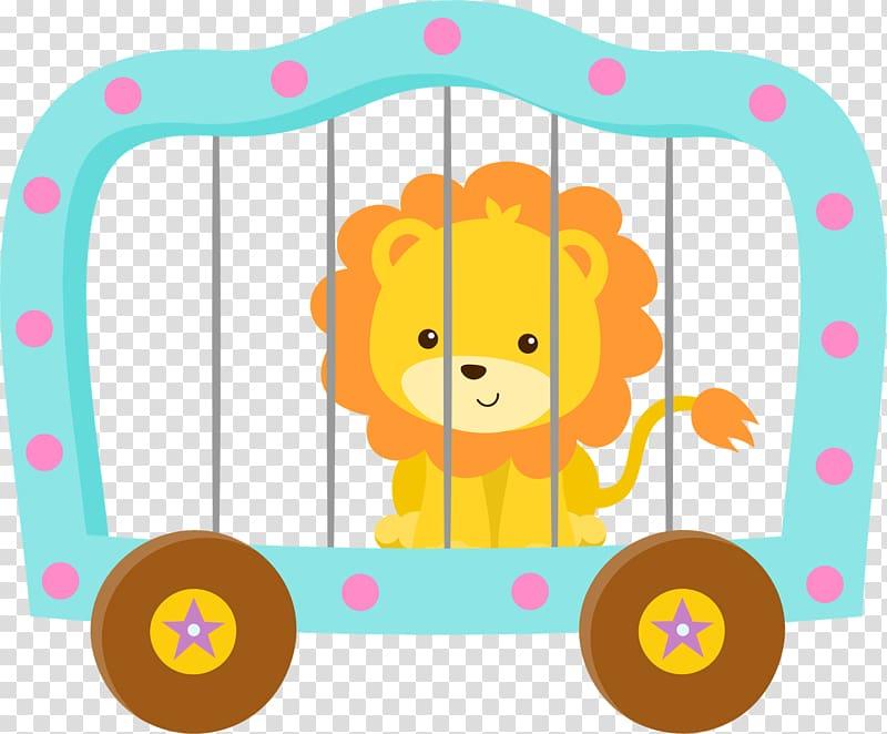 Lion Circus , luz transparent background PNG clipart.