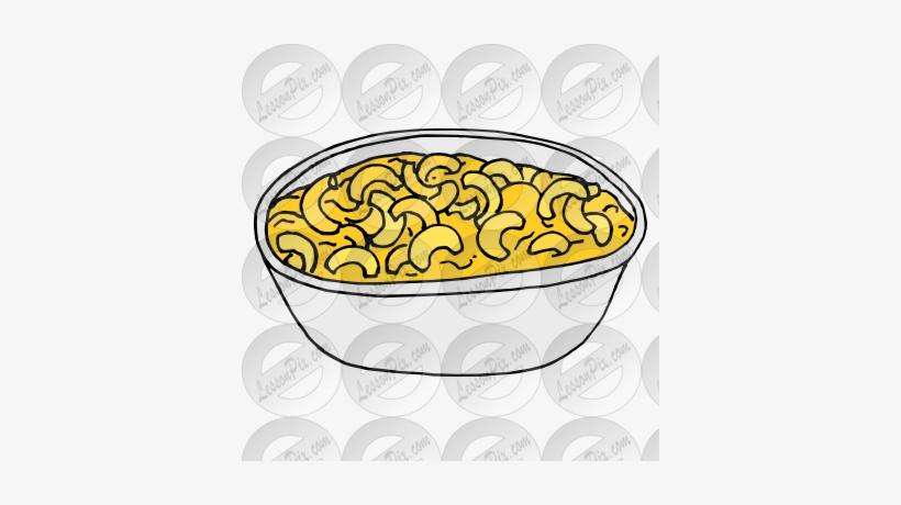 Macaroni And Cheese Clipart Maccaroni.